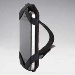 HANDHELD LARGE SMARTPHONE RUNNING HOLDER - BLACK