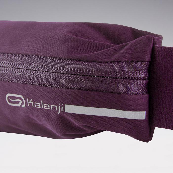 全智慧型手機尺寸腰帶 - 紫紅色