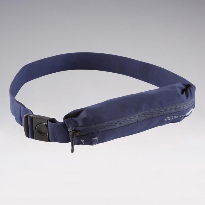 Laufgürtel für Smartphone alle Größen blau