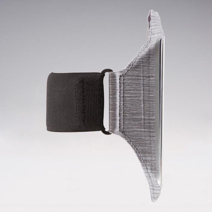 Armband Smartphone Laufen grau