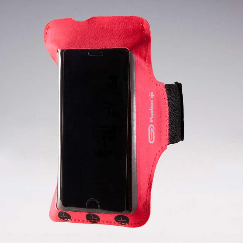 FÖRVARINGSTILLBEHÖR JOGGING Elektronik - Armbindel för smartphone KALENJI - Kommunikation