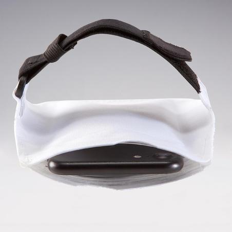 ARMBAND PONSEL PINTAR BESAR - REFLECTIVE WHITE