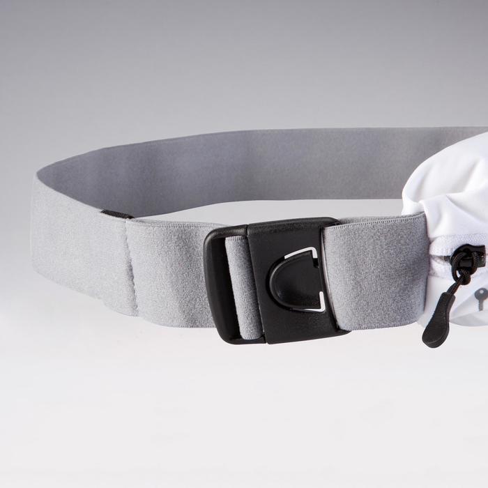 全智慧型手機尺寸腰帶 - 白色