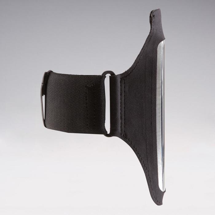 智慧型手機跑步臂套 - 黑色