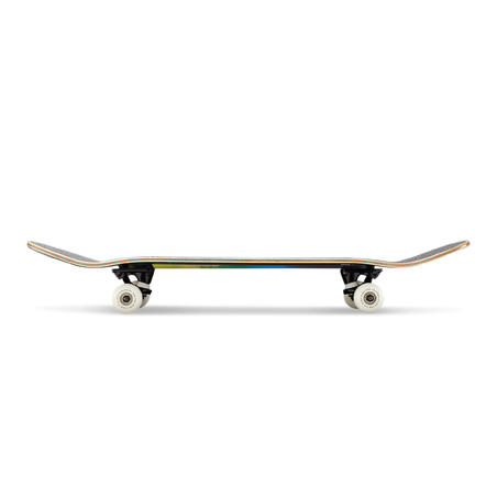 Patineta Skate OXELO COMPLETE 100 GRADIANT PARROT Adulto Azul/Verde