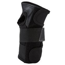 Proteção de Pulso Patins Skate FIT500 Adulto Preto Cinza