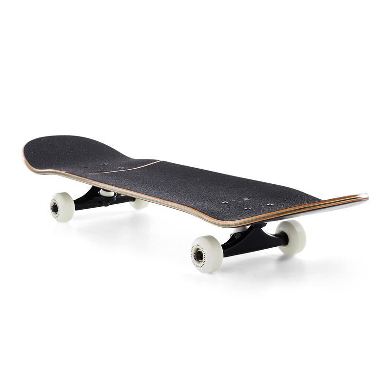 Skateboard Komplett 100 Gradient - Papagei Keine Größe