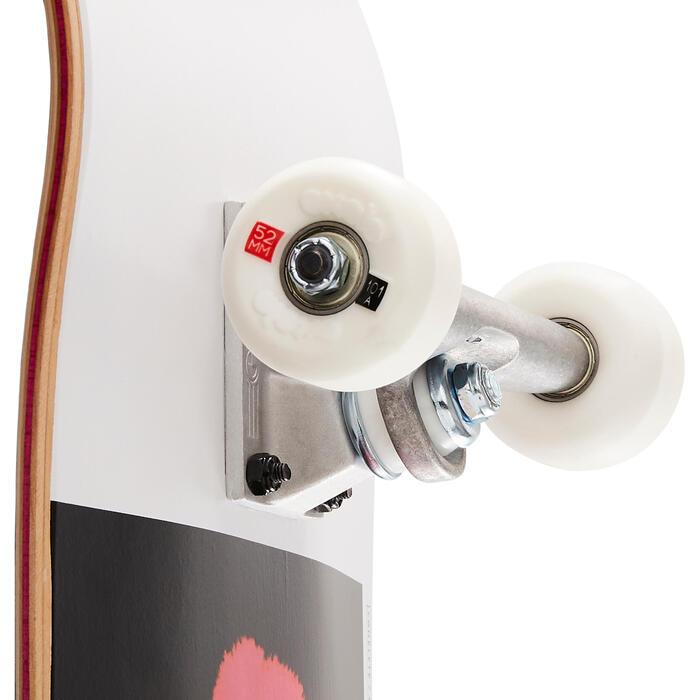 Skateboard COMPLETE 500 Fury paranoid