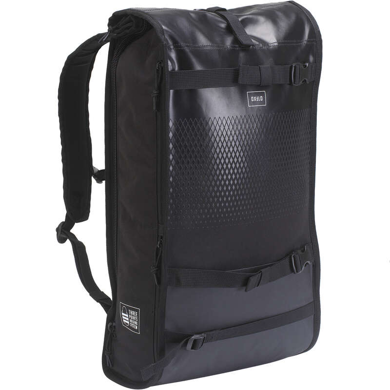 SKATEBOARDING Bags - Backpack BG500 - Black OXELO - Bags
