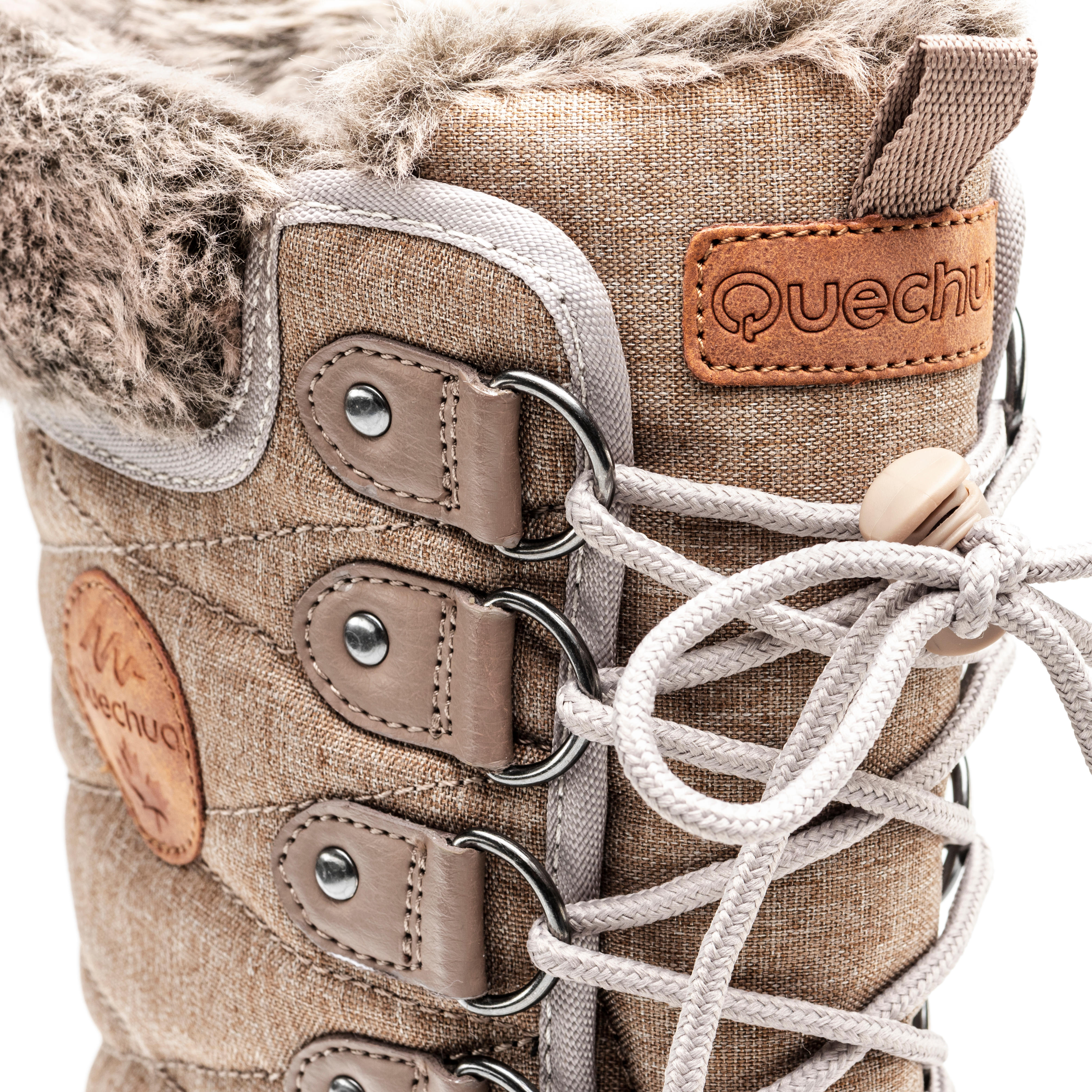 JANA Women's Waterproof and Insulating Snow Boot with Removable Sockliner.