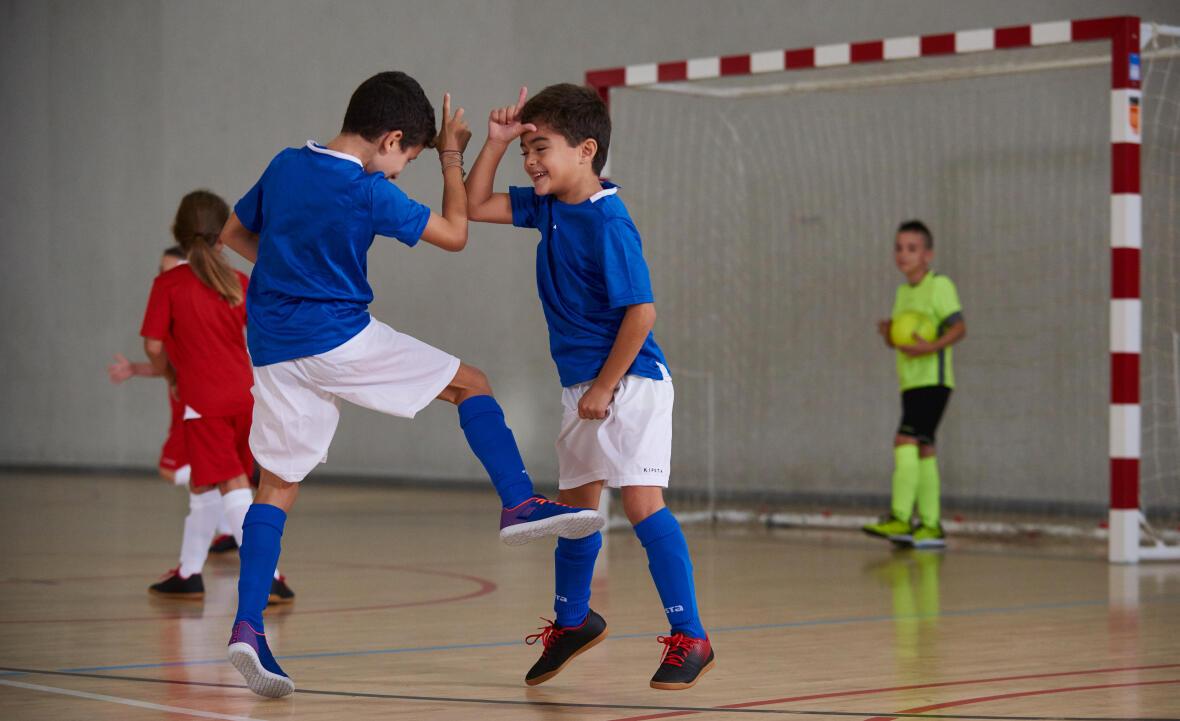 Les enfants et le Futsal : sachez-le, tout va bien !