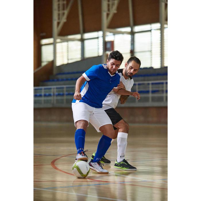 Hallenschuhe Futsal Fußball Eskudo 500 Erwachsene grau