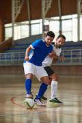 FUTSAL SHOES HOMME Football - Eskudo 500 Futsal - Fog Grey IMVISO - Football Boots