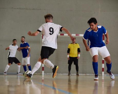 futsal foot en salle