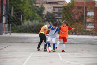 descobrir e começar a praticar Futsal