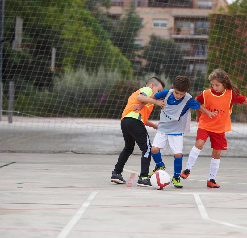 decouvrez et debutez le Futsal