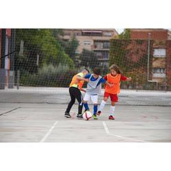 Zaalvoetbalschoenen voor kinderen Eskudo 500 geel