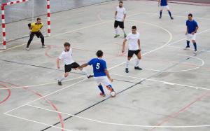 Découvrez et débutez le Futsal