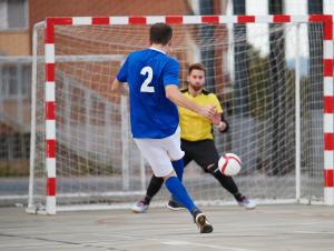 Le Futsal pour un mental en acier trempé