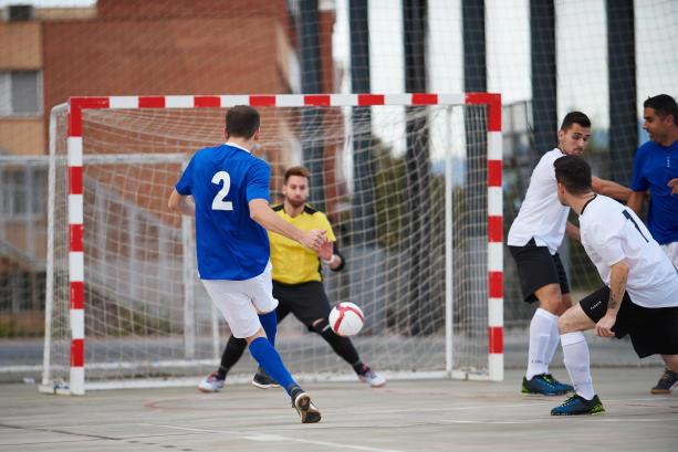 Le Futsal pour développer un mental en acier trempé