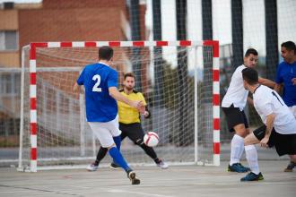 O Futsal para uma mente forte