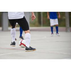 Hallenschuhe Futsal Eskudo 500 Barrio Erwachsene schwarz