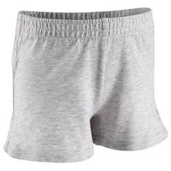Baby Gym Shorts - Grey