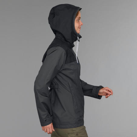Travel 100 3-in-1 Waterproof Comfort Trekking Jacket – Women