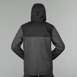 男款三合一外套TRAVEL100-灰色