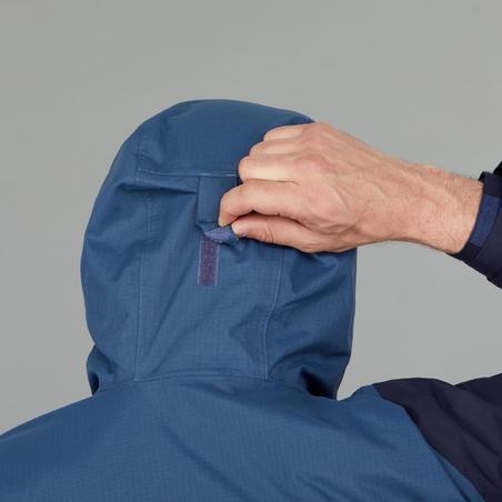 Veste VOYAGE100 3-en-1 Homme bleu
