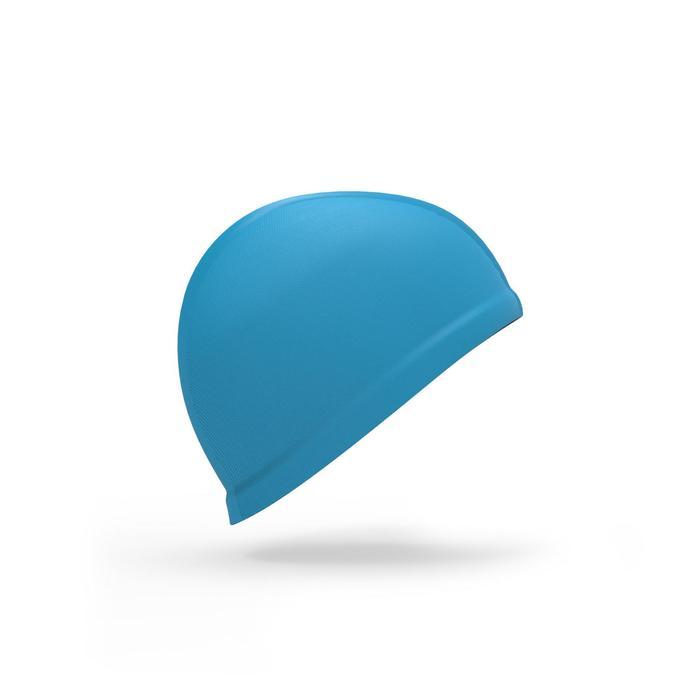 Badmuts peuter blauw