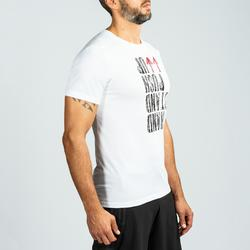CAMISETA CROSSTRAINING H blanca