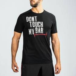 Men's Cross Training T-Shirt - Black