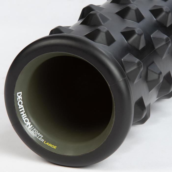Massagerolle Schaumstoff Foam Roller breit
