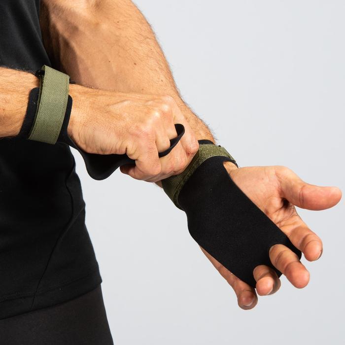 雙指交叉訓練抓握手套