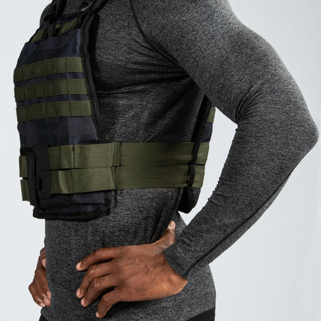 Adjustable Weight Training Weighted Gilet 10 kg