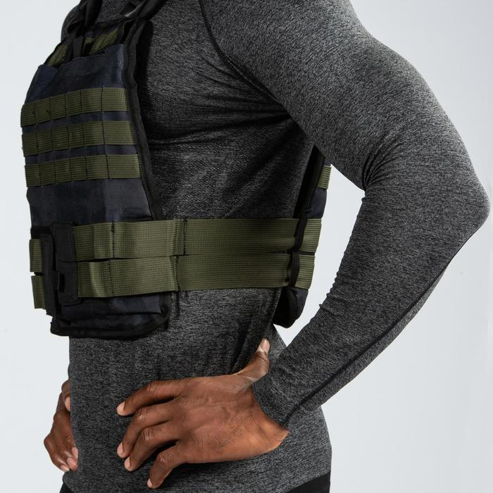 10 kg Weight Training and Cross Training Weighted Jacket