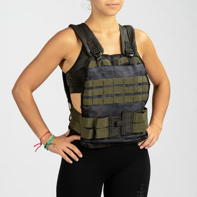 Strength and Cross Training Weighted Vest - 10 kg