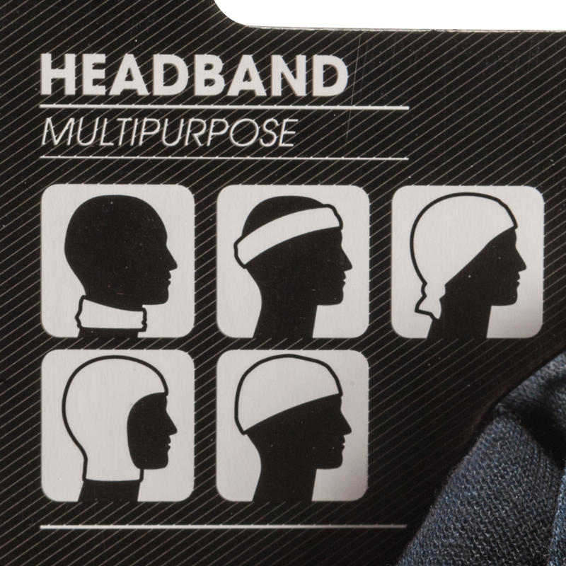 Running Multi-Purpose Headband - Black