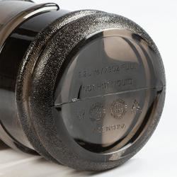 Gourde BIDON GALLON 2200 ML noir