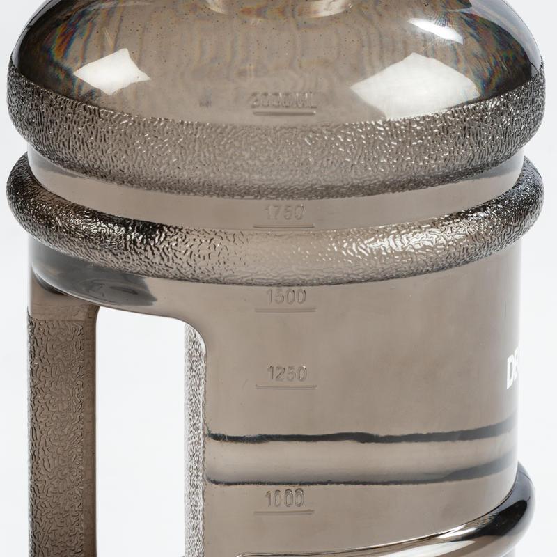 Gallon Water Bottle 2.2 L - Black