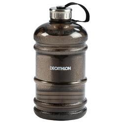 Trinkflasche Gallon 2200ml schwarz