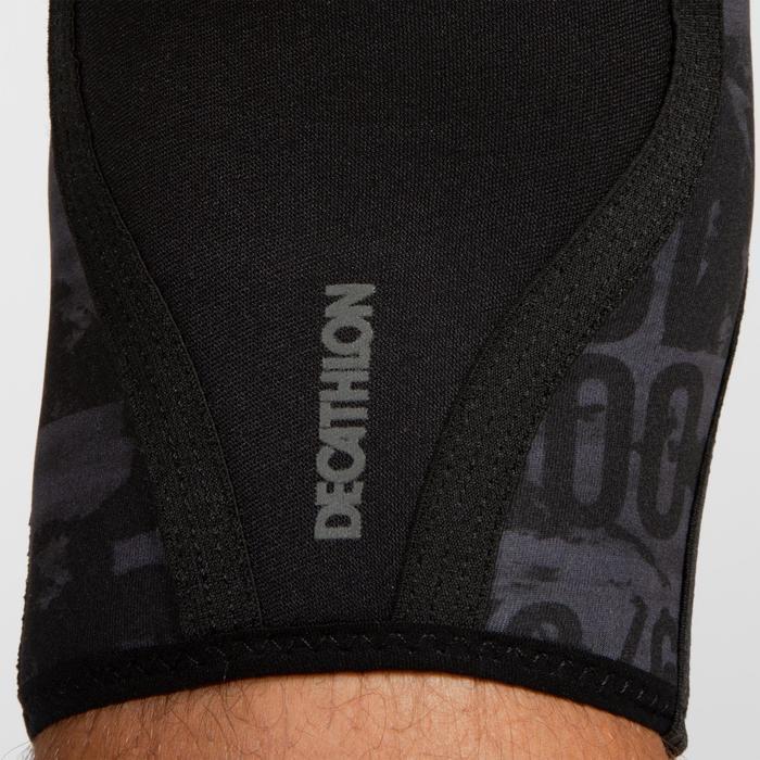 Kniebeschermers 5 mm crosstraining