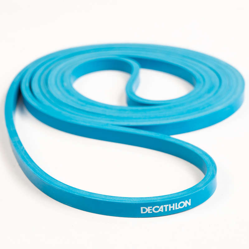 ACCESSORI E MATERIALE CROSS TRAINING Fitness - Elastico TRAINING BAND 5 KG DOMYOS - Materiale cross training