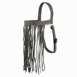 Horse Riding Fly Fringe - Brown