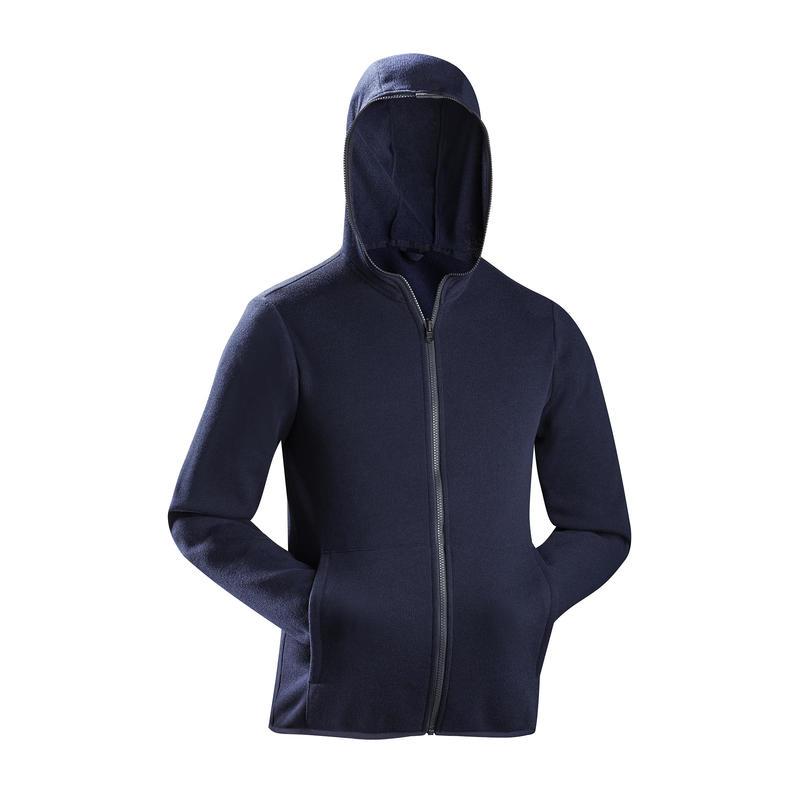 Men's 3-in-1 Jacket Travel 100 - Blue