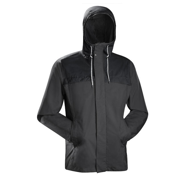 Men's 3in1 Jacket TRAVEL 100 - Grey