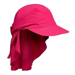 Schirmmütze Cap Trek 100 ultrakompakt rosa