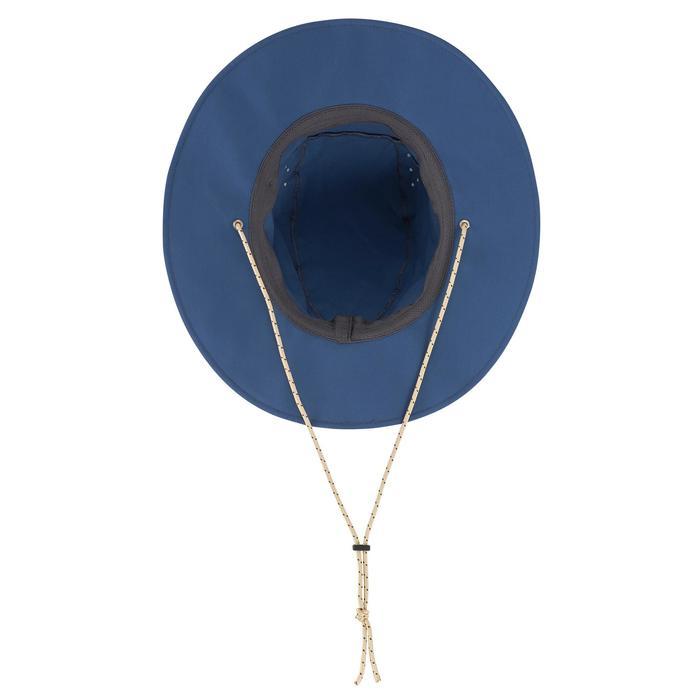Trekkinghut Trek 500 UV-Schutz Herren blau