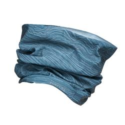 Veelzijdige hoofdband voor bergtrekking Trek 100 blauw